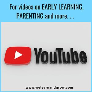 We Learn and Grow - YouTube